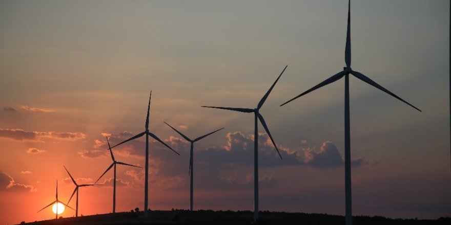 Çanakkale'deki ikinci rüzgâr projesi 112 MW'lık Üçpınar RES tam kapasiteyle devreye girdi