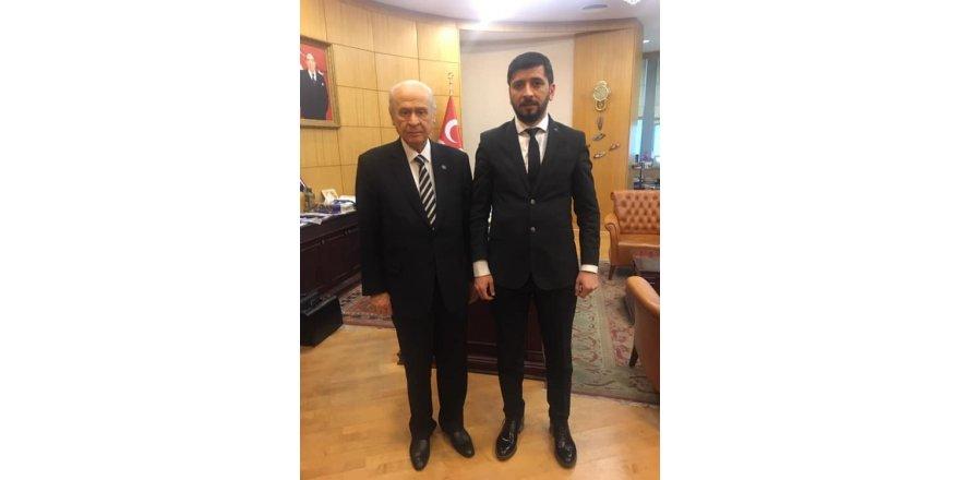 MHP lideri Bahçeli Kütahya'ya geliyor