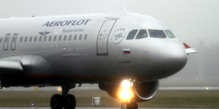 Aeroflot, Moskova ile Prag arasındaki uçuşları iptal etti