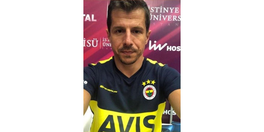 Emre Belözoğlu formayı giydi!