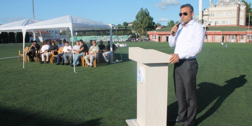Çarşamba'da Yaz Spor Okulları açıldı