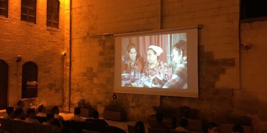 Gaziantep'te hükümlüler için sinema etkinliği