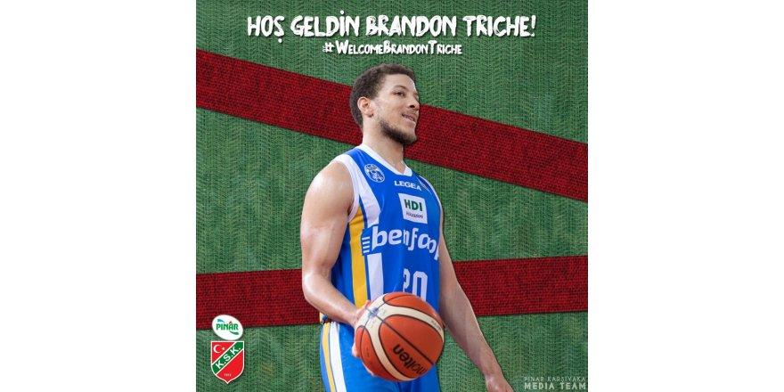 Pınar Karşıyaka Brandon Triche'ı transfer etti