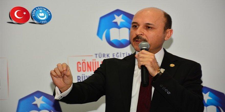 """Talip Geylan'dan """"LGS maratonu"""" açıklaması"""