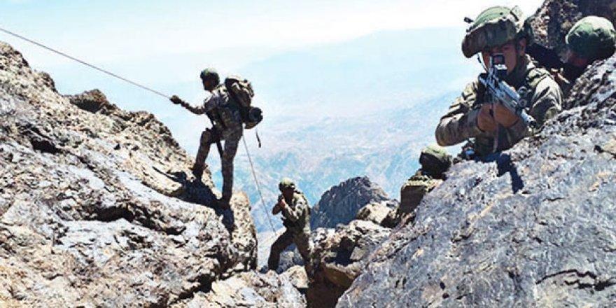 TSK'nın Pençe Harekâtı İran sınırına dayandı