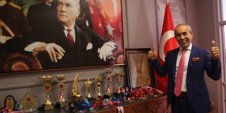 'Demir Adam' Ali Bıdı'nın hedefi dünya şampiyonluğu
