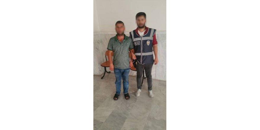 Didim'de zincir market hırsızları yakalandı