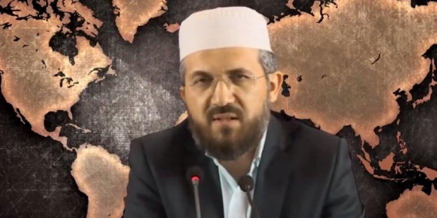 İhsan Şenocak'tan Meclis'e çağrı: Hayvanlar aleminde bile yok hemen fesh edilmeli