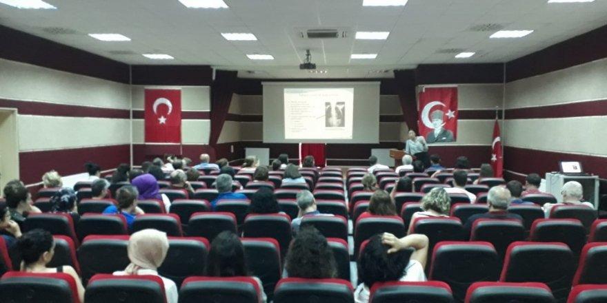 Bartın'da öğretmenlere çocuk güvenliği semineri düzenlendi