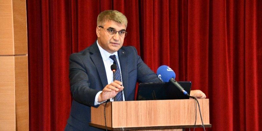 """Vali Gürel: """" Safranbolu'da geçen yıl 1 milyon 200 bin turist ağırladık"""""""