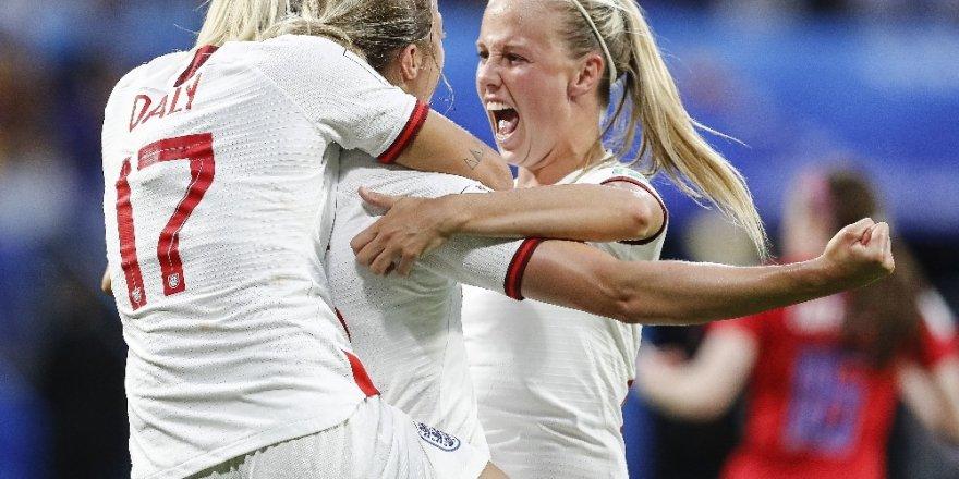 ABD, Kadınlar Dünya Kupası'nda finalde