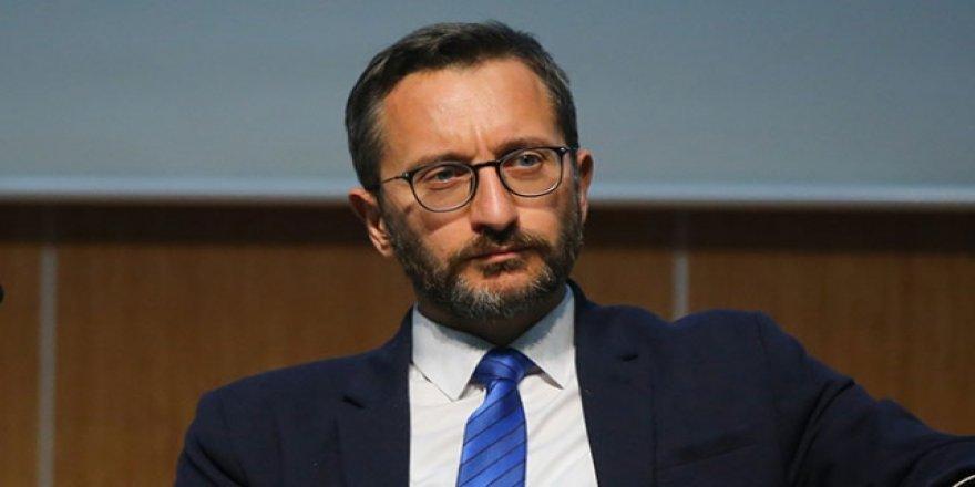 Fahrettin Altun'dan 'Srebrenitsa Katliamı' mesajı