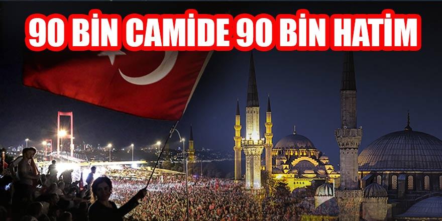 90 bin camide 90 bin hatim