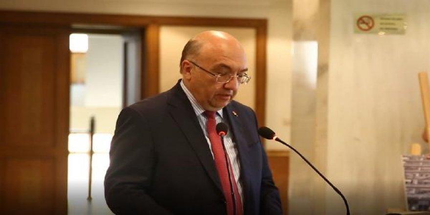 Büyükelçi Samsar: FETÖ'nün paravan oluşumları ortadan kaldırıldı