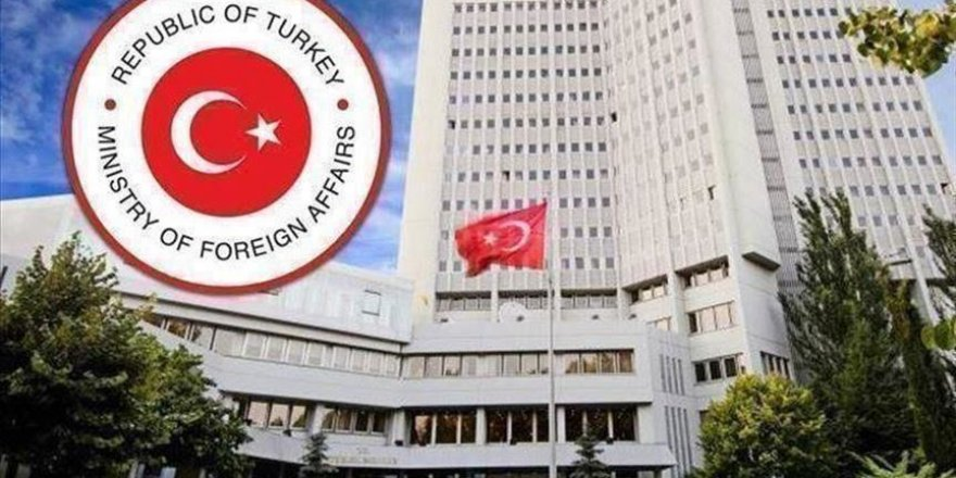 Turkey strongly condemns terror attack in Afghanistan