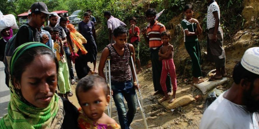UN official urges ASEAN to act on Myanmar abuses
