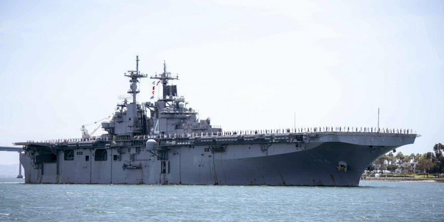 İran duyurdu: Gemilerine el koyduk