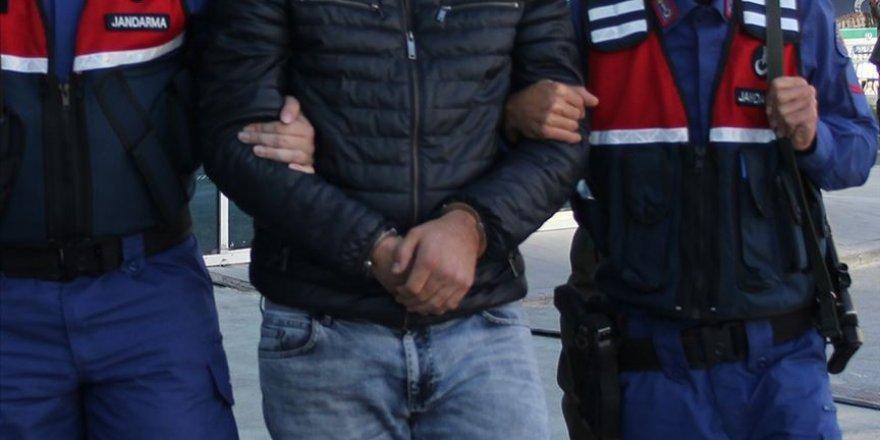 Mersin'de PKK'nın dağ kadrosundaki terörist yakalandı