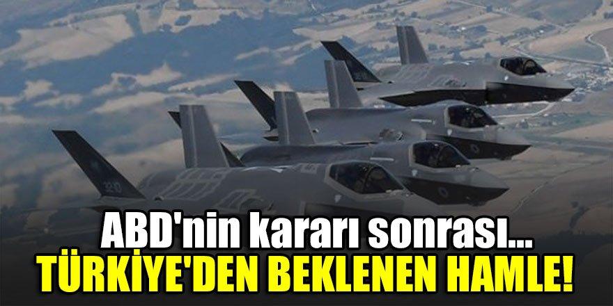 ABD'nin kararı sonrası... Türkiye'den beklenen hamle!