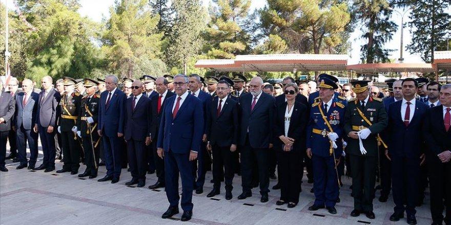 Kıbrıs Barış Harekatı'nın 45. yıl dönümü kutlanıyor