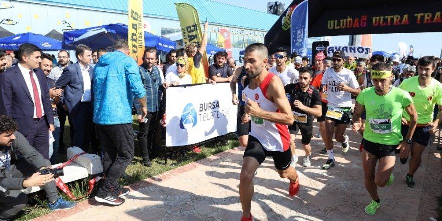Başkan Aktaş'tan dev maratona start