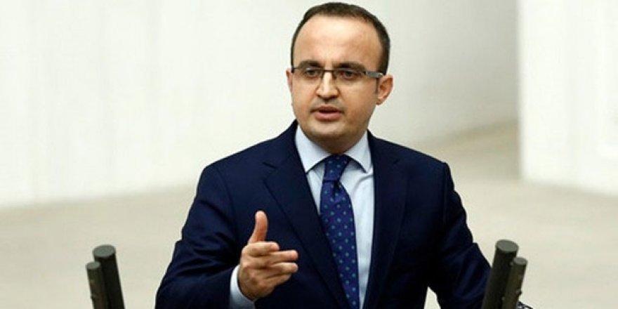 AK Parti Grup Başkanvekilinden açıklama