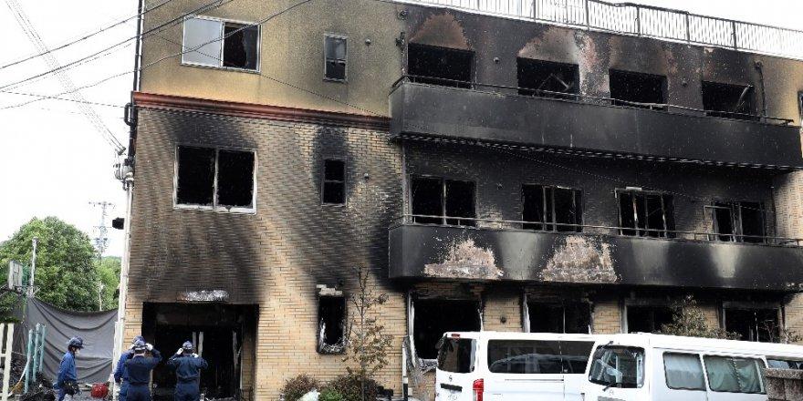 Japonya'daki kundaklamada 'intihal' iddiası