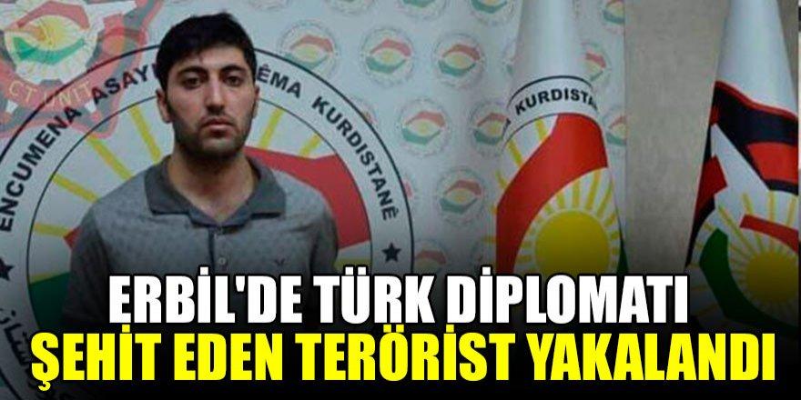 Erbil'deki saldırıyı yapan terörist yakalandı