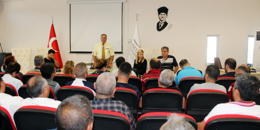 Aba Güreşi Türkiye Şampiyonası hazırlıkları tamamlandı