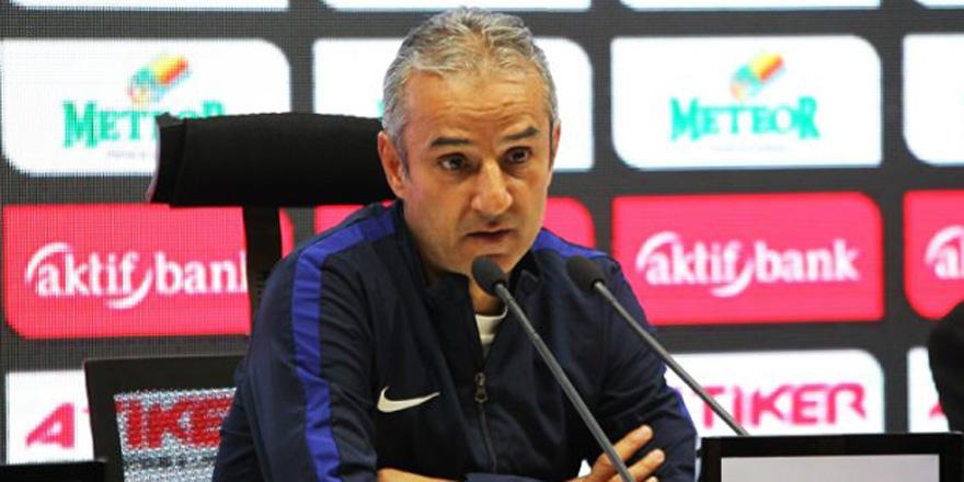 İsmail Kartal açıkladı! 'Fenerbahçe'den iki ismi istiyoruz'