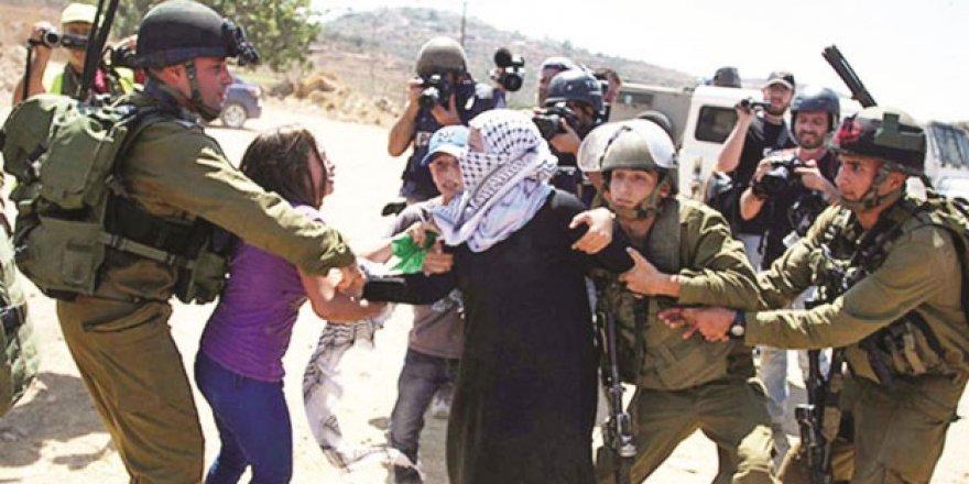 İşgalci İsrail, Müslümanların evlerini yıkıyor