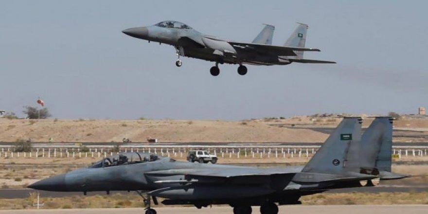 Suudi Arabistan'daki üsse hava saldırısı