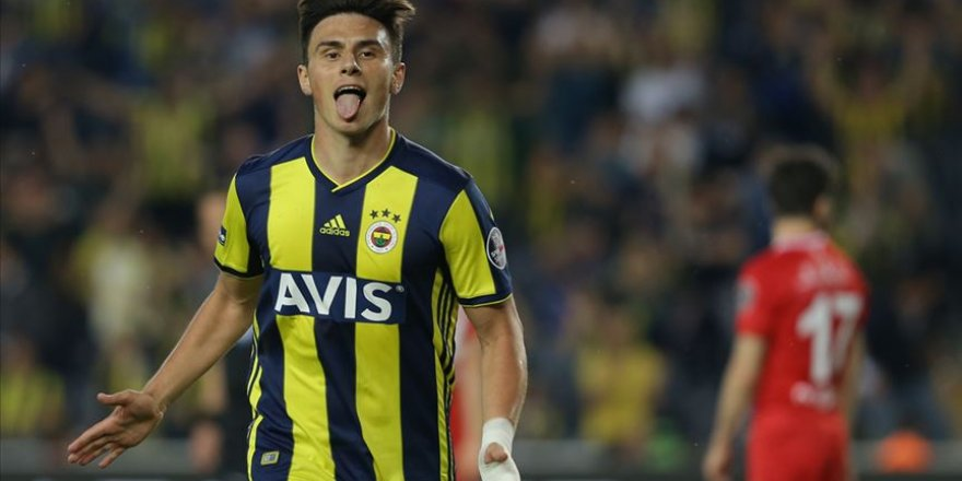 Türkiye'nin rekor transferlerinde son ismi Eljif Elmas