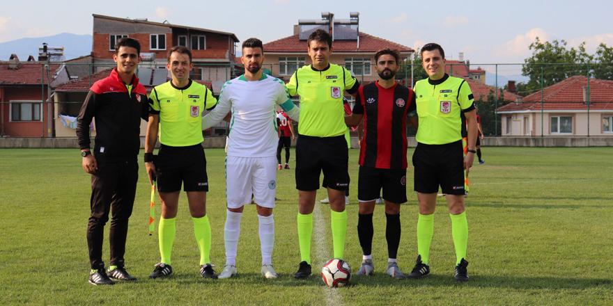1922 Konyaspor umut verdi