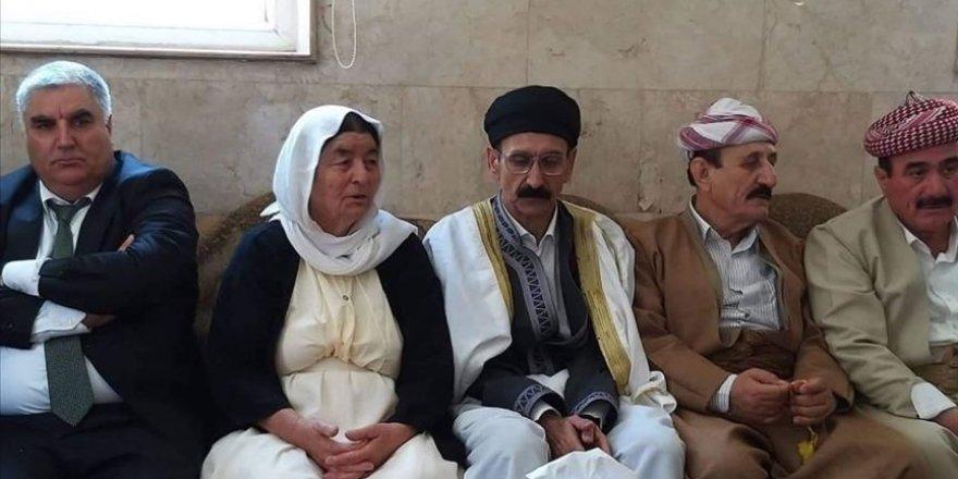 Turkish foreign minister congratulates new Ezidi emir