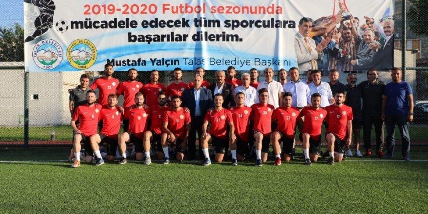 Talasgücü Belediyespor yeni sezonu açtı
