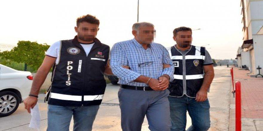 Adana merkezli 7 ilde FETÖ operasyonu