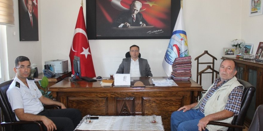 Türkelili vatandaştan TSKGV'ye bağış