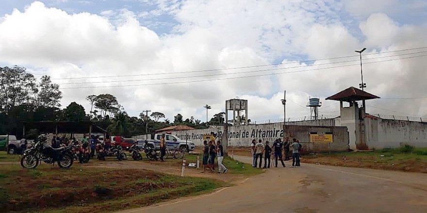 Brezilya'da hapishanedeki çatışmada ölü sayısı 57'ye yükseldi