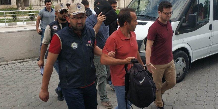 Samsun'da FETÖ'nün asker yapılanması operasyonunda 6 şahıs daha adliyede