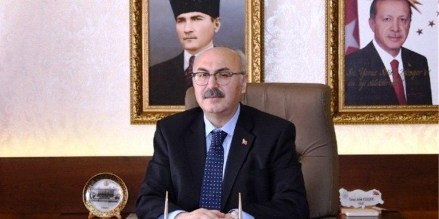 """Vali Köşger; """"Aydın'ın jeotermal potansiyeli seracılık ve sağlık turizminde değerlendirilecek"""""""