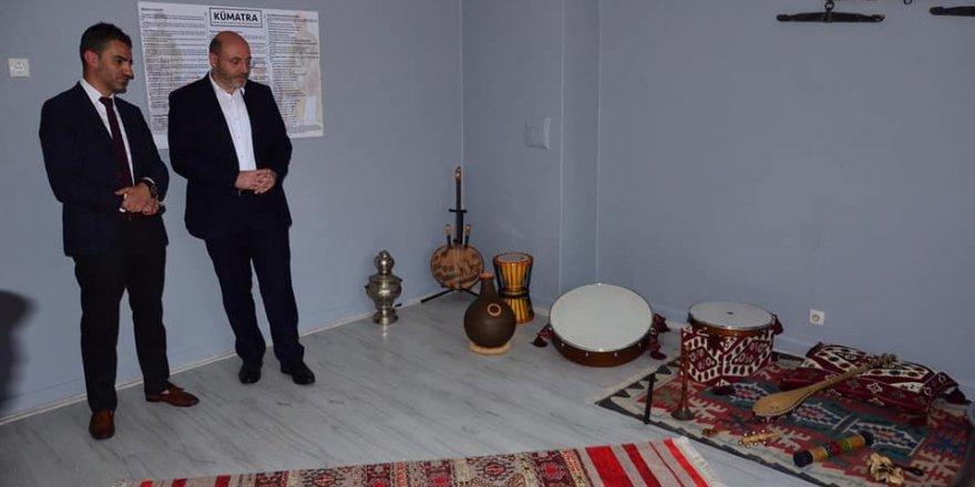 Kütahya'da müzikle tedavi