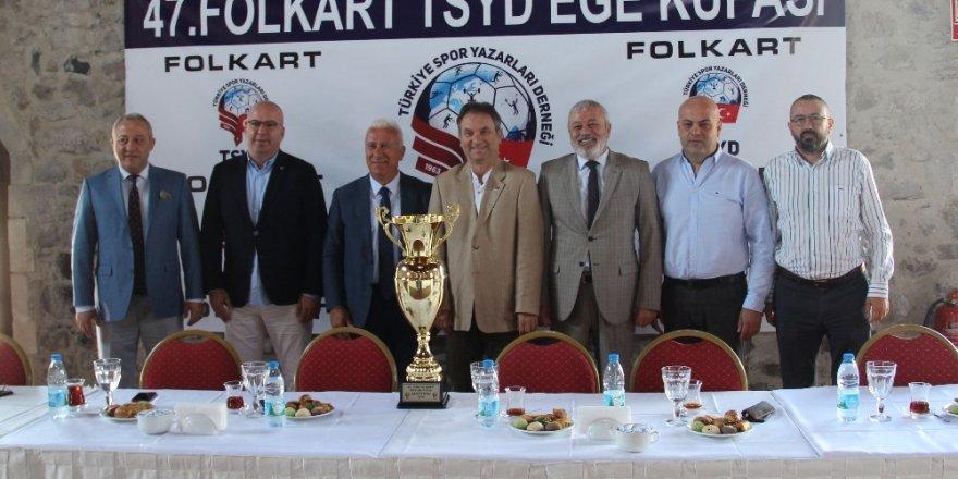 47. Folkart TSYD Ege Kupası'nda geri sayım
