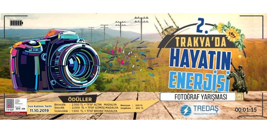 """""""Trakya'da Hayatın Enerjisi"""" fotoğraf yarışması"""