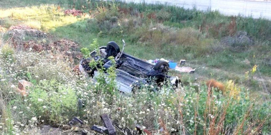 Kırşehir'de trafik kazası: 7 yaralı