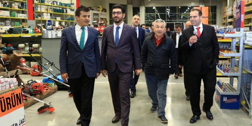 """Kavak: """"Adana en fazla 'yatırım' kelimesiyle anılacak"""""""