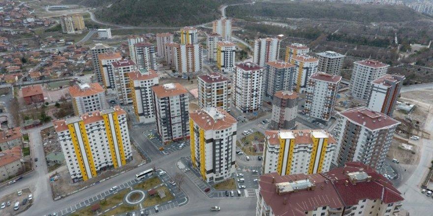"""Başkan Dr. Palancıoğlu """"Anbar Mahalle Sakinlerine 87 daire ve 6 dükkan Hayırlı Olsun"""""""