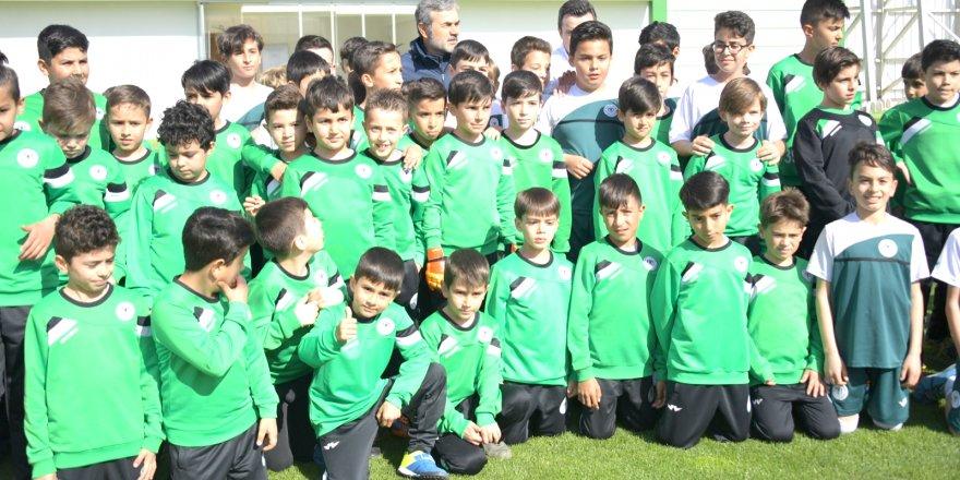 Futbol Akademisi'nde yaz kampı başlayacak