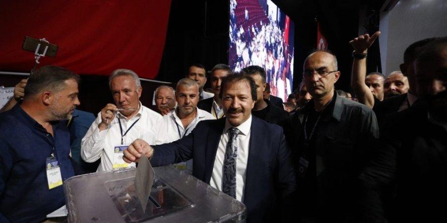 """MKE Ankaragücü Başkanı Yiğiner: """"Ankaragücü Beştepe Tesisinin yerini bilmeyenler yönetime talip oluyorlar"""""""