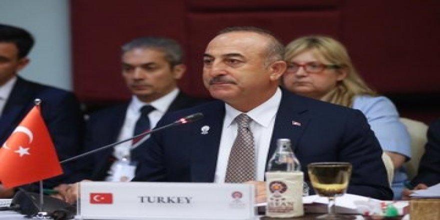 Bakan Çavuşoğlu'ndan ASEAN mesajı